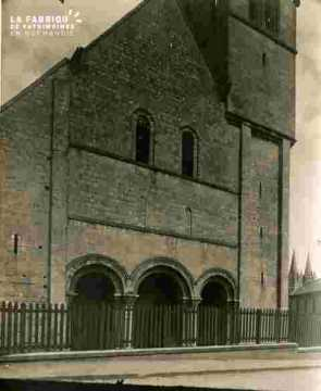 Saint Nicolas.façade