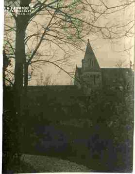 Saint Michel, Vaucelles, Clocher