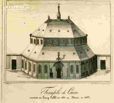 Temple de Caen