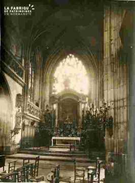 Saint Jean.Maître autel