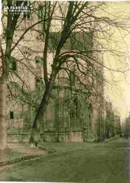 Saint Etienne le Vx.Vu de la rue Arcisse de Caumont