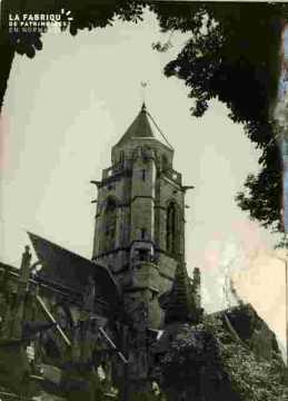 Saint Etienne le Vx.Clocher