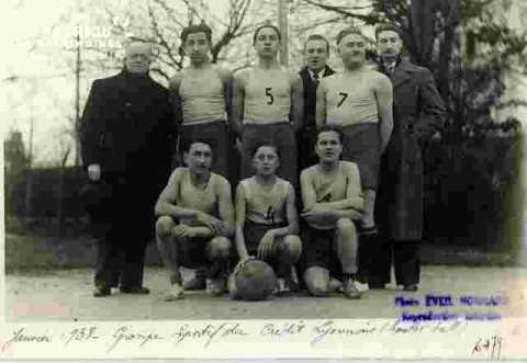Groupe Sportif du Crédit Lyonnais (Basket-ball)