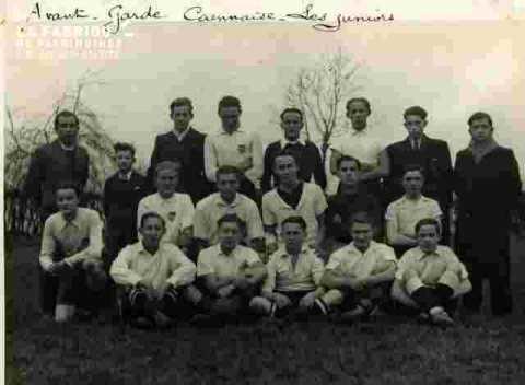 Avant-Garde Caennaise (les juniors)