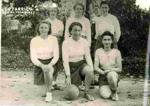 C.S.de la Préfecture.Eq féminine.Basquet