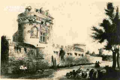 Le Sépulchre et Abbaye aux Dames