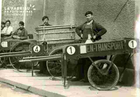 Charettes de Caen-Transport