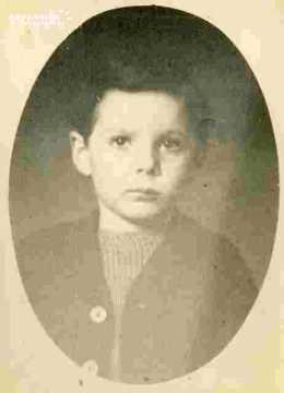 Portrait d'Alain