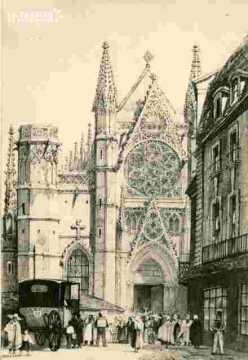 Saint Pierre Grand Portail          BMC