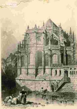 Saint Pierre  Abside et Odon    BMC