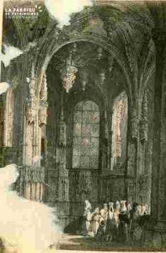 Saint Pierre. Chapelles rayonnantesBMC