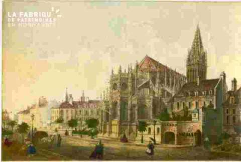 Saint Pierre.avec Odon, pont et tourBMC