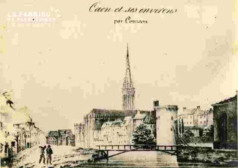 Saint Pierre.Pinnacle et tourelle        BMC
