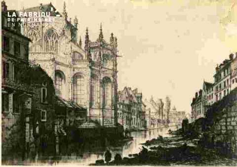 Saint Pierre et rue Saint Pierre      BMC