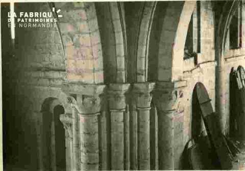 Saint Nicolas.détails de l'abside