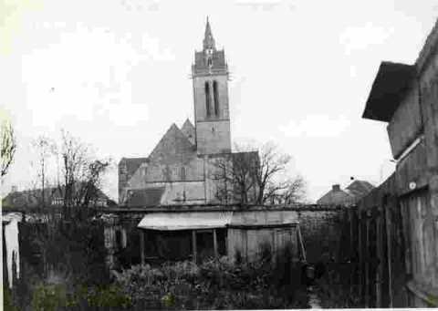Saint Nicolas.Lotissement Saint Nicolas