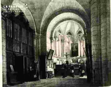 Saint Etienne.nef intérieure
