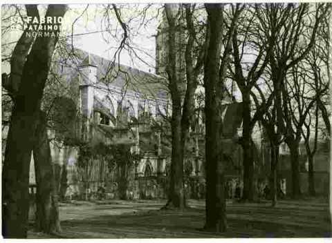 Saint Etienne le Vieux