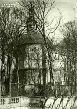 Notre Dame v  du Jardin de la Préfecture