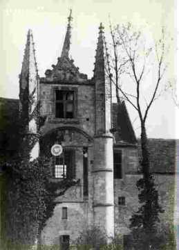Château de Canon  XVIII ème