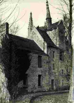 Le Moulin de Rocreuil,
