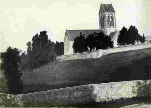 Eglise de Tilly sur Seulles