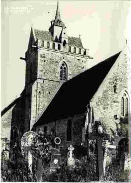 Eglise de Urville