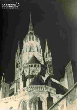 Cathedrale,  tour lanterne