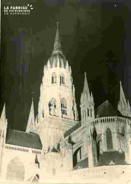 Cathedrale,   les tours