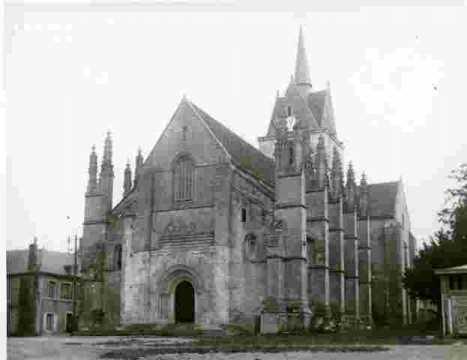 Eglise Notre Dame de Guibray