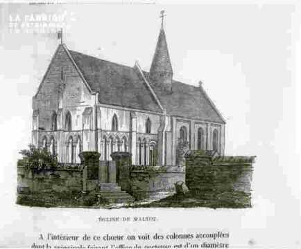 Eglise Ste Catherine