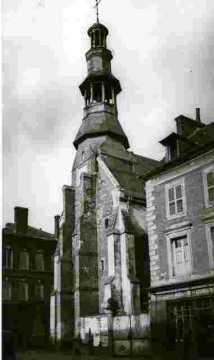 Eglise Saint Pierre et ancien Evêché