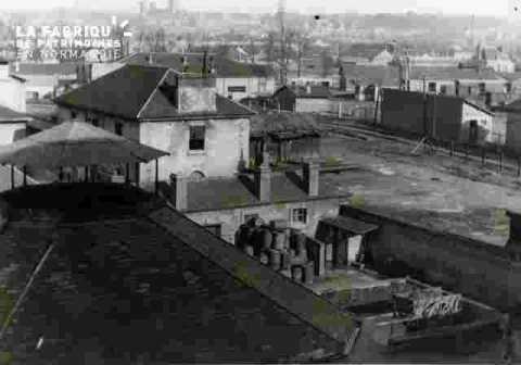 Abattoirs Cours & Bâtiments