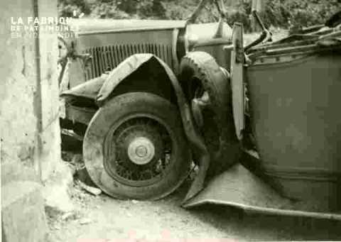 auto  accident mortel