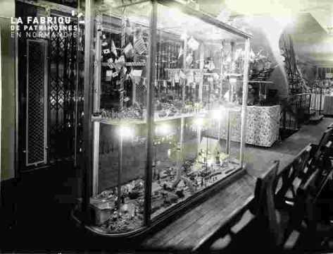 Galeries La Fayette Vitrine jouets