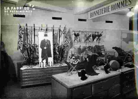 Galeries La Fayette Bonneterie hommes