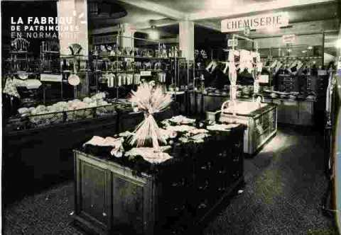 Galeries La Fayette Chemiserie