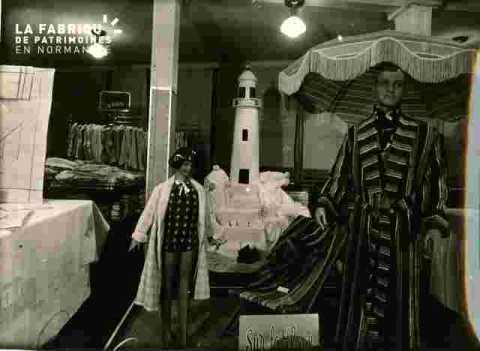 Galeries La Fayette peignoirs