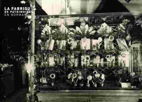 Galeries La Fayette fleurs