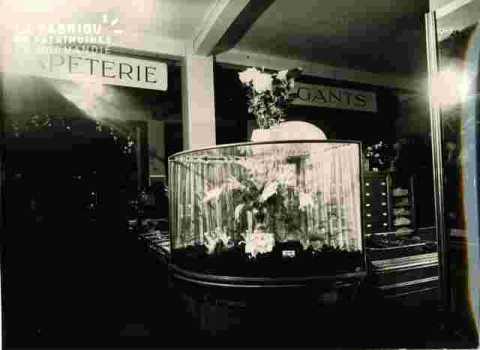 Galeries La Fayette gants