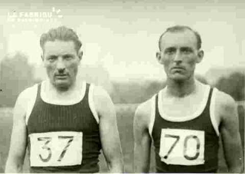 Cousin et Thierry.2è et Ier au 1500mChamp Hte & Bas Norm