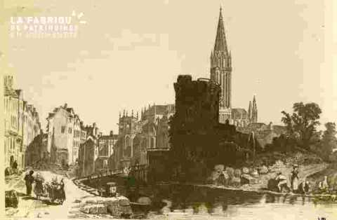 Maison dite des Templiers r haute Saint Gilles