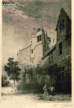 Rue du Moulin