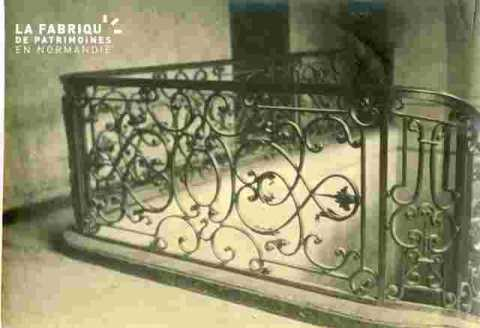 Escalier d'Honneur rue Guilbert