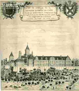 Abbaye aux Dames.Ste Trinité