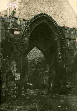 Chapelle de l'ancien Hotel-Dieu démoli en 1827