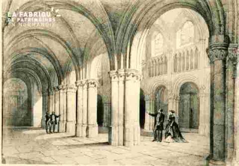 Eglise Saint Gilles à Caen