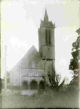 Eglise Saint Nicolas façade
