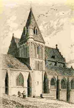 Eglise de Vaucelles