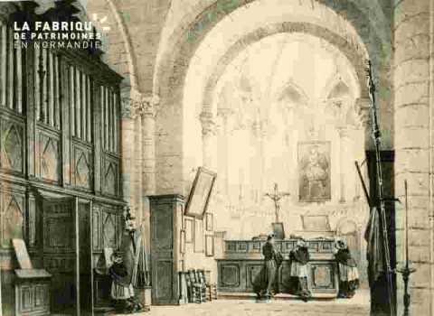 Saint Etienne.Sacristie